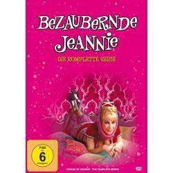 Bezaubernde Jeannie - Die komplette Serie [20 DVDs] - Barbara Eden, Larry Hagman, Bill Daily, Hayden Rorke, Emmaline Henry Filmy