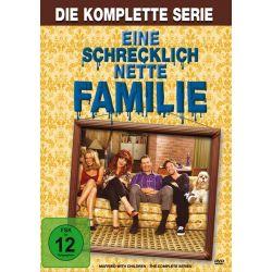 Eine schrecklich nette Familie - Die komplette Serie [33 DVDs] - Ed O'Neill, Katey Sagal, Christina Applegate, David Faustino, Amanda Bearse Filmy