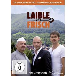 Laible & Frisch - Staffel 2 [2 DVDs] - Winifred Wagner, Simon Licht Filmy