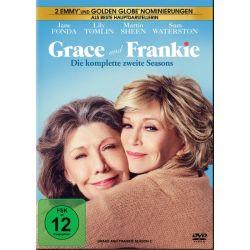 Grace and Frankie - Die komplette zweite Season [3 DVDs] - Jane Fonda, Martin Sheen, Lily Tomlin, Sam Waterston Filmy