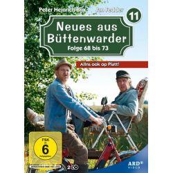 Neues aus Büttenwarder Vol. 11 (DVDs) - Peter Heinrich Brix, Sven Walser, Jan Fedder, Axel Olsson, Hans Kahlert Filmy