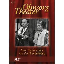 Ohnsorg Theater - Kein Auskommen mit dem Einkommen - Henry Vahl, Heidi Kabel, Otto Lüthje, Ernst Grabbe, Edgar Bessen Filmy