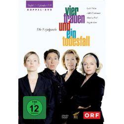 Vier Frauen und ein Todesfall - Staffel 1 [2 DVDs] - Gaby Dohm, Adele Neuhauser, Martina Poel, Brigitte Kren Filmy
