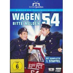 Wagen 54, bitte melden - Staffel 1 [5 DVDs] - Joe E. Ross, Fred Gwynne, Paul Reed, Al Lewis, Bea Pons Filmy