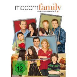 Modern Family - Season 1 [4 DVDs] - Ed O'Neil, Sofia Vergara, Ty Burrell, Jesse Tyler Ferguson, Eric Stonestreet Filmy