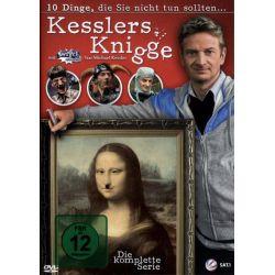 Kesslers Knigge - Die komplette Serie [2 DVDs] - Michael Kessler, Martin Klempnow Filmy