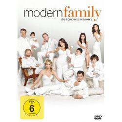 Modern Family - Season 2 [4 DVDs] - Ed O'Neil, Sofia Vergara, Ty Burrell, Jesse Tyler Ferguson, Eric Stonestreet Filmy