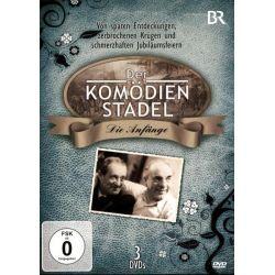 Der Komödien Stadel - Die Anfänge [3 DVDs] - Hans Baur, Ludwig Schmid-Wildy, Michl Lang Filmy