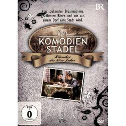 Der Komödien Stadel - Klassiker der 60er Jahre [3 DVDs] Filmy