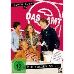 Das Amt Staffel 5,Folge 59-71 - Jochen Busse, Ulrike Bliefert, Claudia Scarpatetti, Thorsten Nindel, Jan Schlüter-Stahlberg Filmy