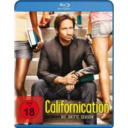 Californication - Season 3 [2 BRs] - David Duchovny, Natascha McElhone, Madeleine Martin, Madeline Zima, Callum Keith Rennie Filmy