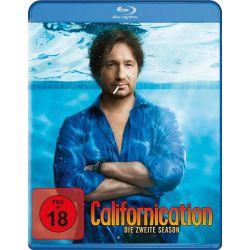 Californication - Season 2 [2 BRs] - David Duchovny, Natascha McElhone, Madeleine Martin, Madeline Zima, Callum Keith Rennie Filmy