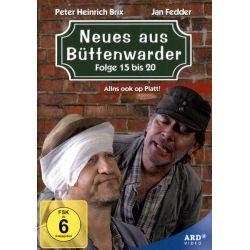 Neues aus Büttenwarder - Folge 15 - 20 - Peter Heinrich Brix, Günter Kütemeyer, Axel Olsson, Sven Walser, Jan Fedder Filmy