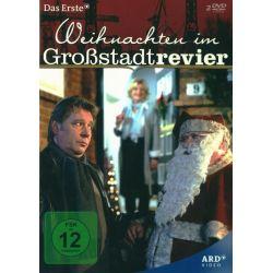 Großstadtrevier - Weihnachten im Großstadtrevier [2 DVDs] - Edgar Hoppe, Peter Neusser, Jan Fedder, Arthur Brauss, Maria Ketikidou Filmy