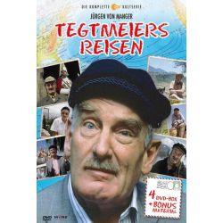 Tegtmeiers Reisen - Box [4 DVDs] - Jürgen Manger Filmy