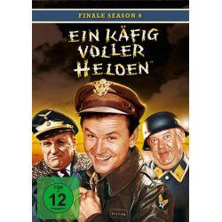 Ein Käfig voller Helden - Season 6 [3 DVDs] - Werner Klemperer, John Banner Filmy