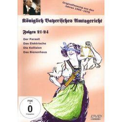 Königlich Bayerisches Amtsgericht - Folgen 21-24 - Gustl Bayrhammer, Hans Baur, Erni Singerl, Veronika Fitz, Fritz Strassner Filmy