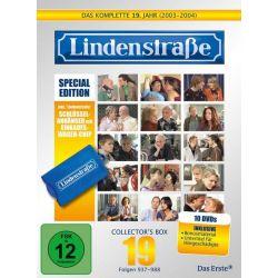 Lindenstraße - Staffel 19 - Special Edition - Ludwig Haas, Marie Luise Marjan, Georg Uecker, Joachim Hermann Luger, Annemarie Wendl Filmy