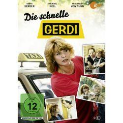 Die schnelle Gerdi - Senta Berger, Friedrich Thun, Michael Roll, Erika Wackernagel Filmy