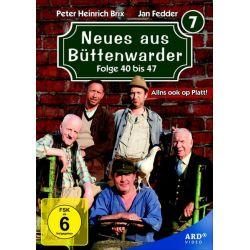 Neues aus Büttenwarder - Folgen 40-47 [2 DVDs] - Peter Heinrich Brix, Sven Walser, Jan Fedder, Axel Olsson, Günter Kütemeyer Filmy