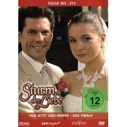 Sturm der Liebe - Staffel 31/Episoden 302-313 [3 DVDs] - Henriette Richter-Röhl, Gregory B. Waldis, Christof Arnold, Sepp Schauer Filmy