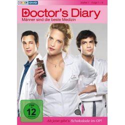 Doctor`s Diary - Männer sind die beste Medizin - Staffel 1 - Diana Amft, Florian David Fitz, Kai Schumann, Pegah Ferydoni Filmy