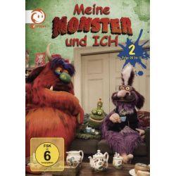 Meine Monster und ich - Folge 08-13 - Macauley Keeper, Ivy Latimer, Lauren Clair, Felix Williamson Filmy