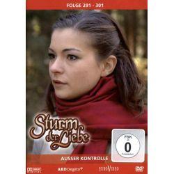 Sturm der Liebe - Staffel 30/Episoden 291-301 [3 DVDs] - Henriette Richter-Röhl, Gregory B. Waldis, Miriam Krause, Christof Arnold Filmy