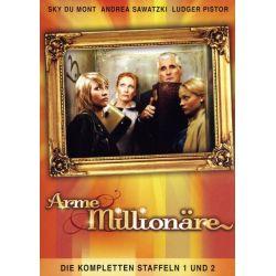 Arme Millionäre - Staffel 1+2 [3 DVDs] - Sky du Mont, Andrea Sawatzki, Mavie Hörbiger, Ludger Pistor Filmy