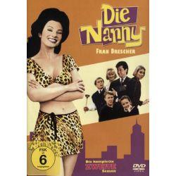 Die Nanny - Die komplette 2. Season - Neuauflage - Daniel Davis, Nicholle Tom, Madeline Zima, Fran Drescher, Renee Taylor Filmy