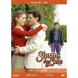Sturm der Liebe - Staffel 29/Episoden 281-290 [3 DVDs] - Henriette Richter-Röhl, Gregory B. Waldis, Sepp Schauer, Miriam Krause Filmy