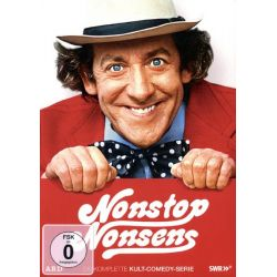 Nonstop Nonsens - Die komplette Serie [6 DVDs] - Dieter Hallervorden Filmy