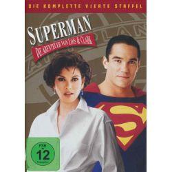 Superman: Die Abenteuer von Lois & Clark - Staffel 4 (DVD) - Teri Hatcher, Dean Cain, Lane Smith, Justin Whalin Filmy