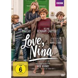 Love, Nina - Helena Bonham Carter, Faye Marsay Filmy