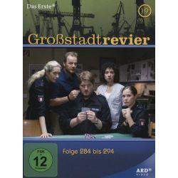 Großstadtrevier - Box 19/Folge 284-294 [4 DVDs] - Softbox - Peter Heinrich Brix, Jan Fedder, Anja Nejarri, Dorothea Schenck, Marc Zwinz Filmy