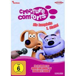 Creature Comforts - Die komplette 1. Staffel Filmy