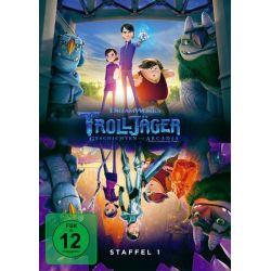 Trolljäger - Staffel 1 [4 DVDs] Filmy