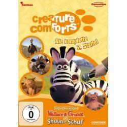 Creature Comforts - Die komplette 2. Staffel Filmy