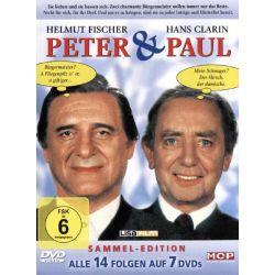 Peter und Paul - Sammeledition [7 DVDs] - Helmut Fischer, Hans Clarin, Ilse Neubauer, Ernst Cohen, Veronica Ferres Filmy