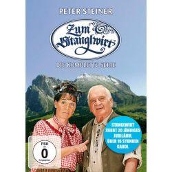 Zum Stanglwirt - Gesamtbox [8 DVDs] - Peter Steiner Filmy