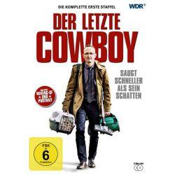 Der letzte Cowboy - Staffel 1 [2 DVDs] - Peter Jordan, Stephan Schad, Emma Drogunova, Jan Georg Schütte, Marc Zwinz Filmy