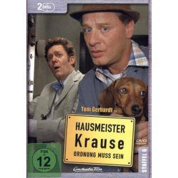 Hausmeister Krause - Staffel 6 [2 DVDs] - Tom Gerhardt, Axel Stein, Janine Kunze Filmy