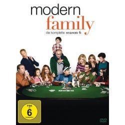 Modern Family - Die komplette Season 6 [3 DVDs] - Jesse Tyler Ferguson, Ty Burrell, Sofia Vergara, Ed O'Neil, Eric Stonestreet Filmy