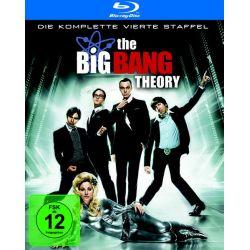 The Big Bang Theory - Staffel 4 [2 BRs] - Jim Parsons, Johnny Galecki, Melissa Rauch, Mayim Bialik, Kunal Nayyar Filmy