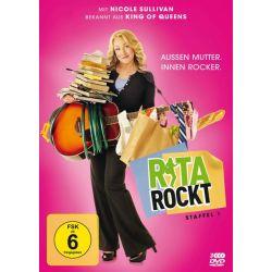 Rita rockt - Staffel 1 [3 DVDs] - Nicole Sullivan, Ian Gomez, Tisha Campbell-Martin, Richard Ruccolo Filmy