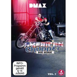 American Chopper Vol. 7 [4 DVDs] - Mike Rowe, Paul Teutul Sr., Paul Teutul Jr., Michael Teutul, Rick Petko Filmy