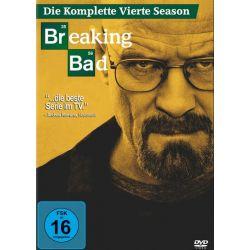 Breaking Bad - Season 4 [4 DVDs] - Bryan Cranston, Aaron Paul, Jonathan Banks, Giancarlo Esposito, Anna Gunn Filmy
