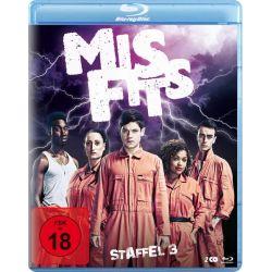 Misfits - Staffel 3 - Iwan Rheon, Robert Sheehan, Lauren Socha, Nathan Stewart-Jarrett, Antonia Thomas Filmy