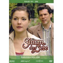 Sturm der Liebe - Staffel 20/Episoden 191-200 [3 DVDs] - Henriette Richter-Röhl, Gregory B. Waldis, Christof Arnold, Sepp Schauer, Antje Hagen Filmy