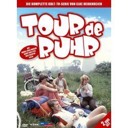 Tour de Ruhr [2 DVDs] - Henry van Lyck, Marie Luise Marjan, Klaudia Schunck Filmy